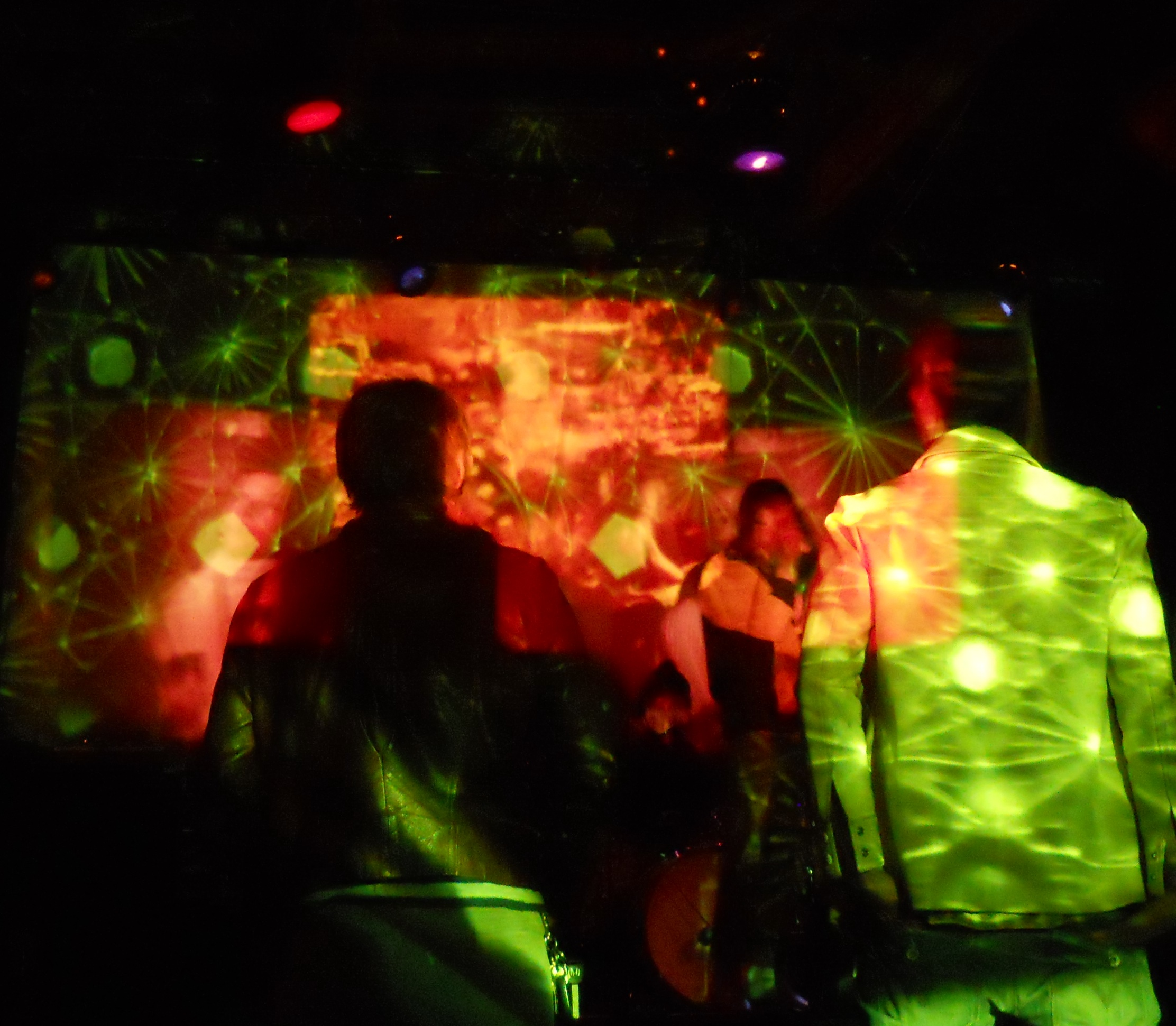 with Bowery Beasts @ the Bootleg Theater, Los Angeles