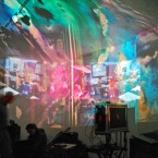 PROJECTIONS with Joseph Hammer Performance, Sancho Gallery, Los Angeles