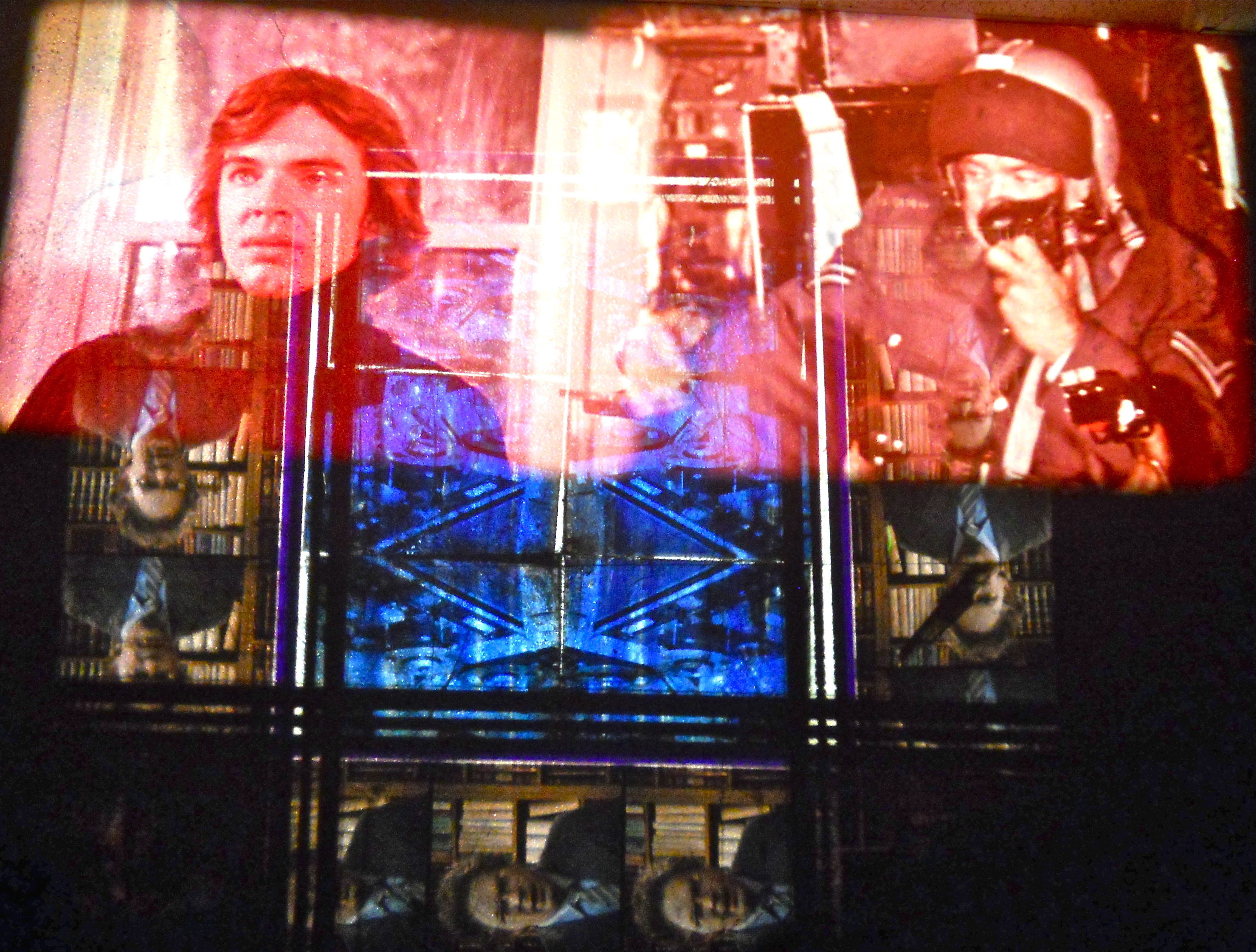 at THE PROJECTION MUSEUM, Portland OR, 2013