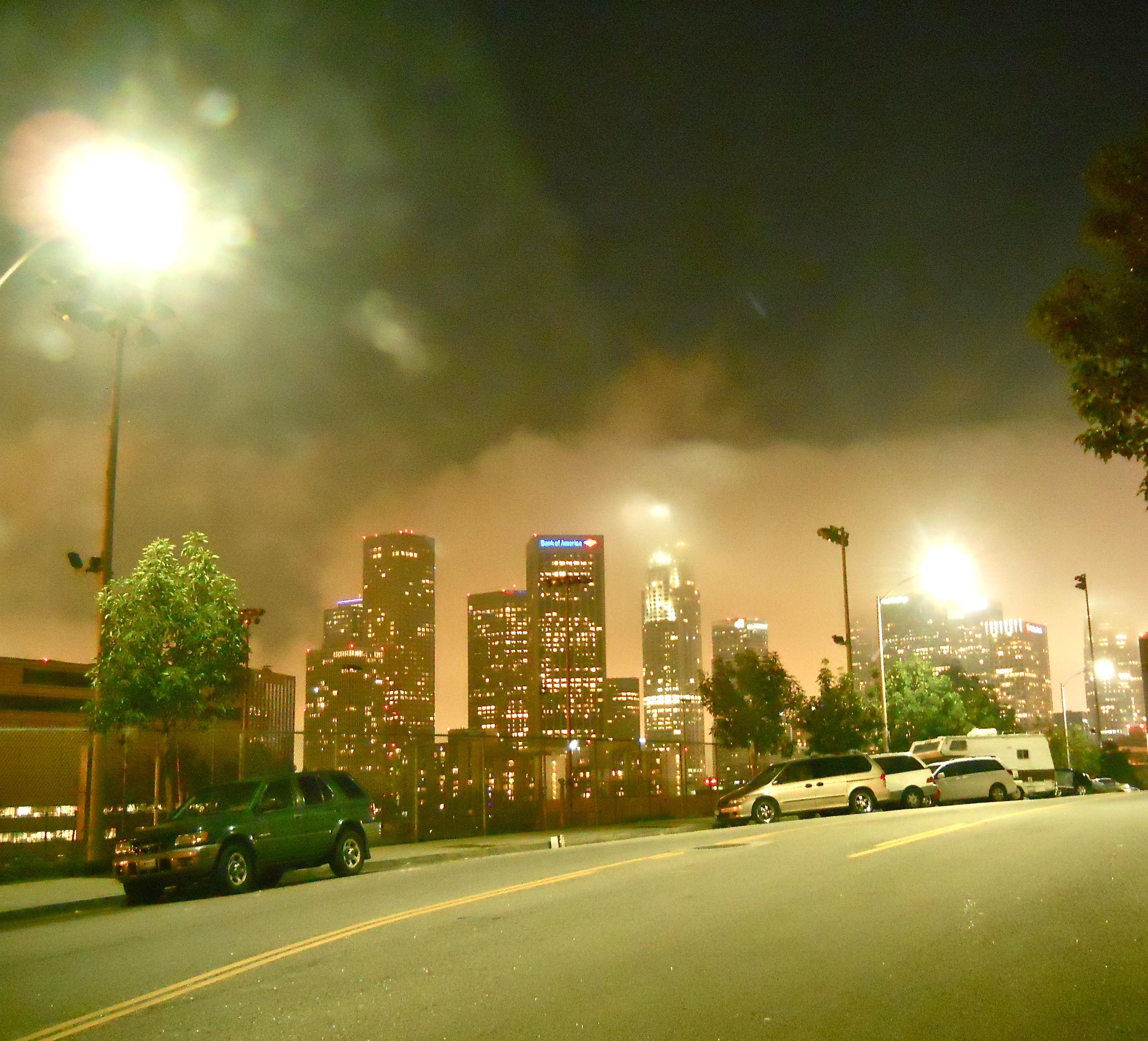 Boylston Street, Los Angeles